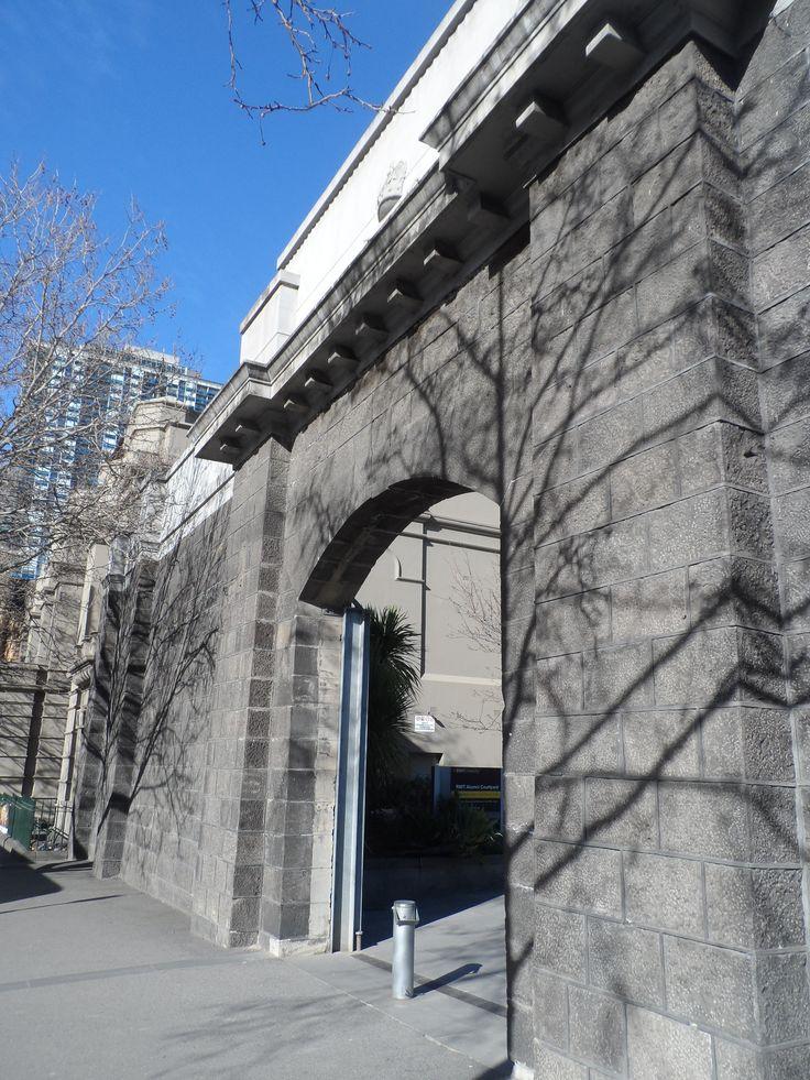 Former Melbourne Gaol, Melbourne Australia