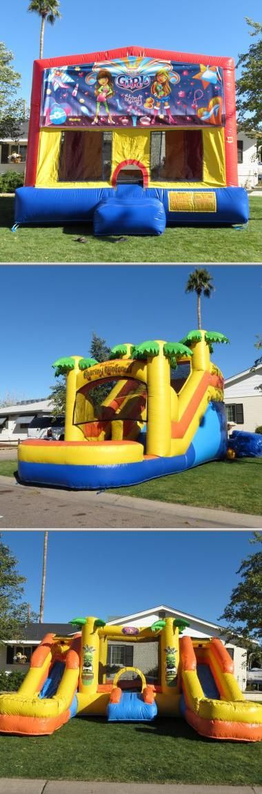 AZ Party Zone is one of the companies that offer bounce house inflatable party rentals. This firm is also available at any time of day.