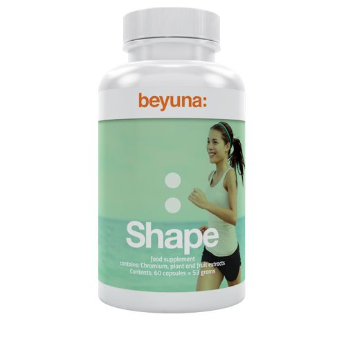 Beyuna Shape contributes to normal macronutrient metabolism. Shape contributes to the maintenance of normal blood glucose levels.