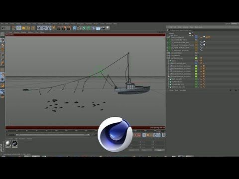PixelBump - Tutorial 28 - Xpresso Rigs in Cinema 4D