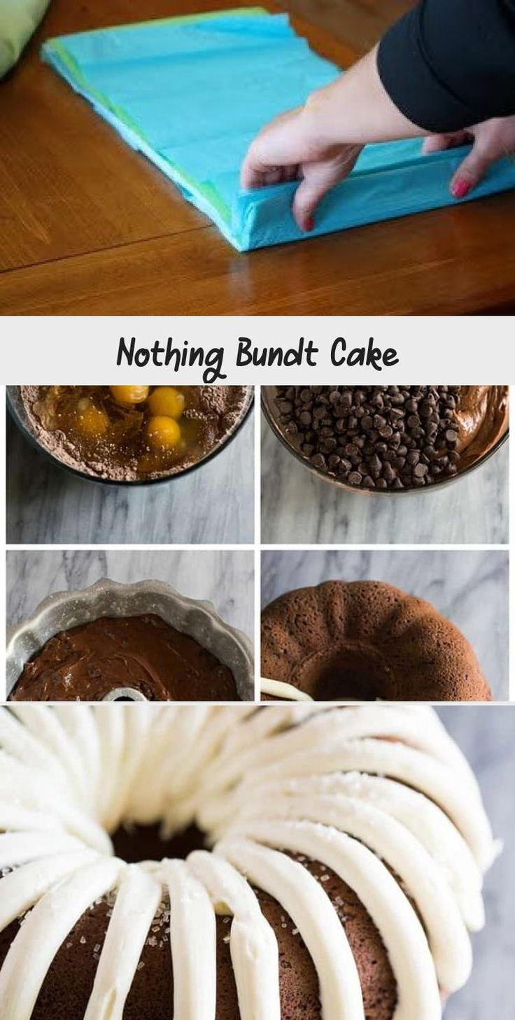 A nothing bundt cake recipe that is a perfect copycat of