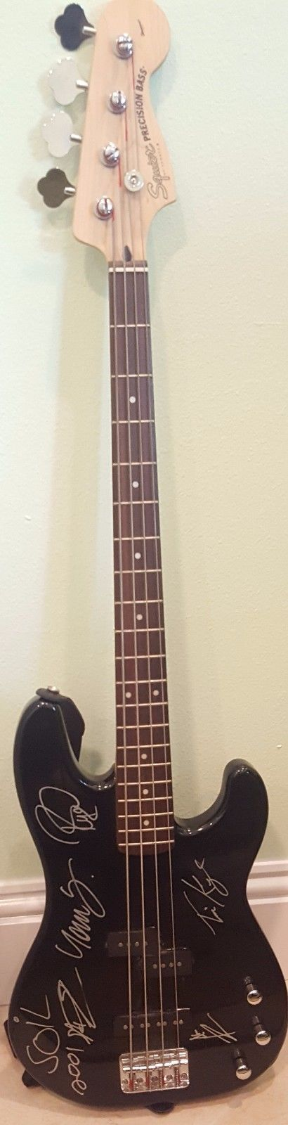 Fender Squier Precision Electric Bass Guitar  Pick-up Only