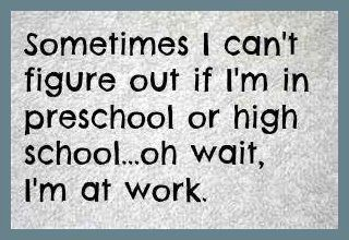 Sometimes...It all seems the same!