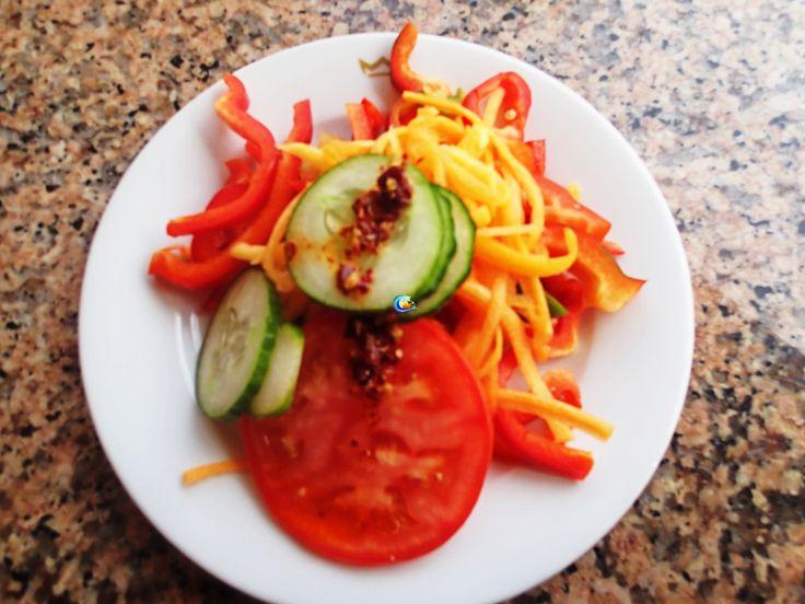 #Allinclusive #Urlaub auf #BoaVista. Wie steht es da um die Verpflegung? Ist das Essen von guter Qualität und reichhaltig?