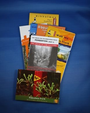 Pemberton Day Walk Map Pack. All you need for a day out on the Track.