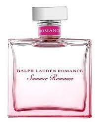 Ralph Lauren Summer Romance is de zomerse versie van Romance met noten van mandarijn, hibiscus, Tiare, passievrucht, muskus en houtsoorten