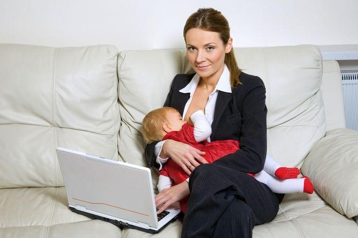Tips Ibu Menyusui bagi Wanita Karier