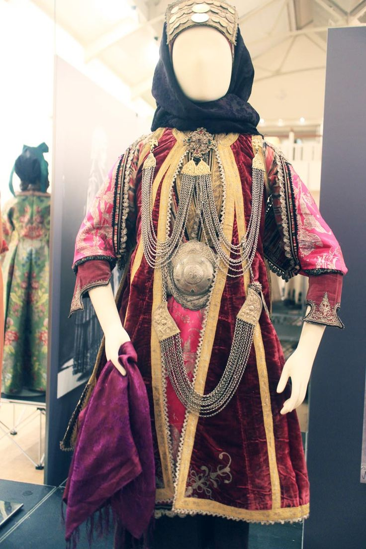 Traditional Macedonian dress.  Patterns of Magnificence: Tradition and Reinvention of Greek Women's Costume