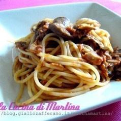 Spaghetti alla carrettiera |ricetta tipica romana |primi piatti