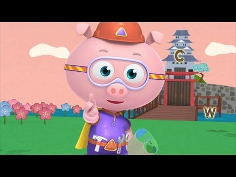 Super Why Full Episodes English - Momotaro The Peach Boy - S01E33 (HD) - YouTube