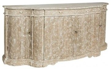 Marlon Sideboard - transitional - Buffets And Sideboards - Other Metro - GoreDean Home