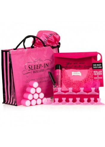 Sleep In Rollers Christmas Gift Set Unusual Gifts For Women