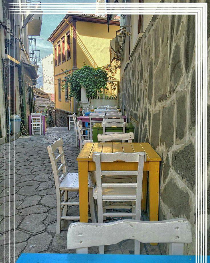 Sokak kafe Giresun:)