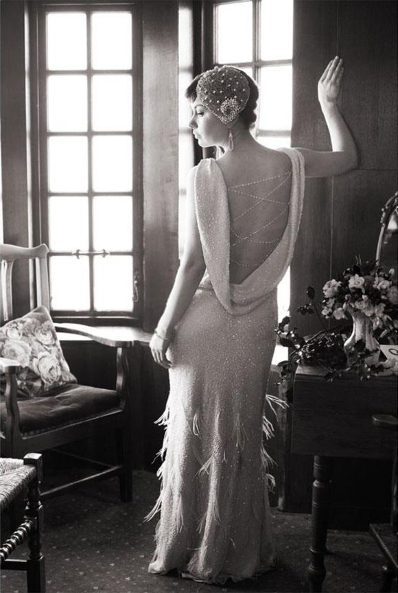 Old Hollywood Glamour for a Russian Bride and her Medieval Castle Wedding... - Love My Dress UK Wedding Blog