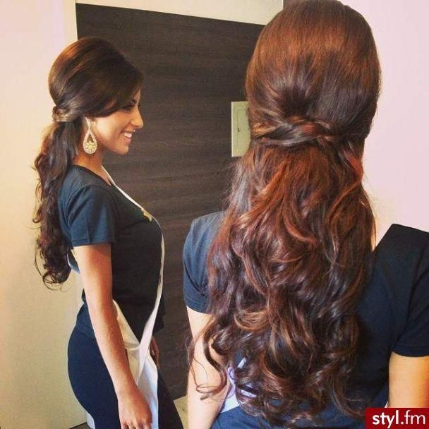 Half Braid Twist - Hairstyles and Beauty Tips