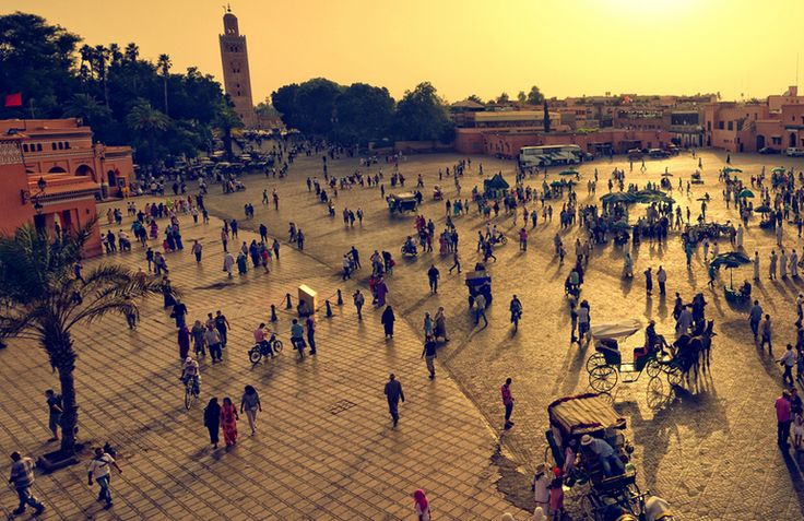 Refresh yourself from the hustle and bustle of daily life and pack your bags and visit the beautiful city of Marrakech.  #moroccotour #traveltomorocco #marrakechtrip