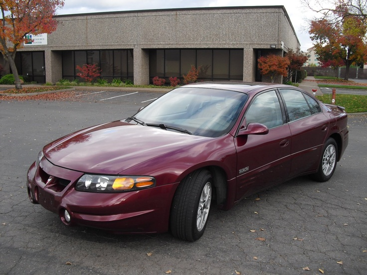 2000 pontiac bonneville ssei 3 8 liter supercharged v6. Black Bedroom Furniture Sets. Home Design Ideas
