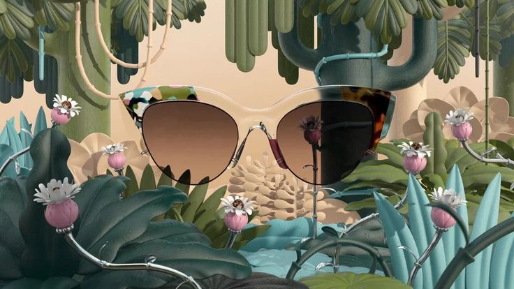 FENDI Jungle Collection_ Director's Cut on Vimeo