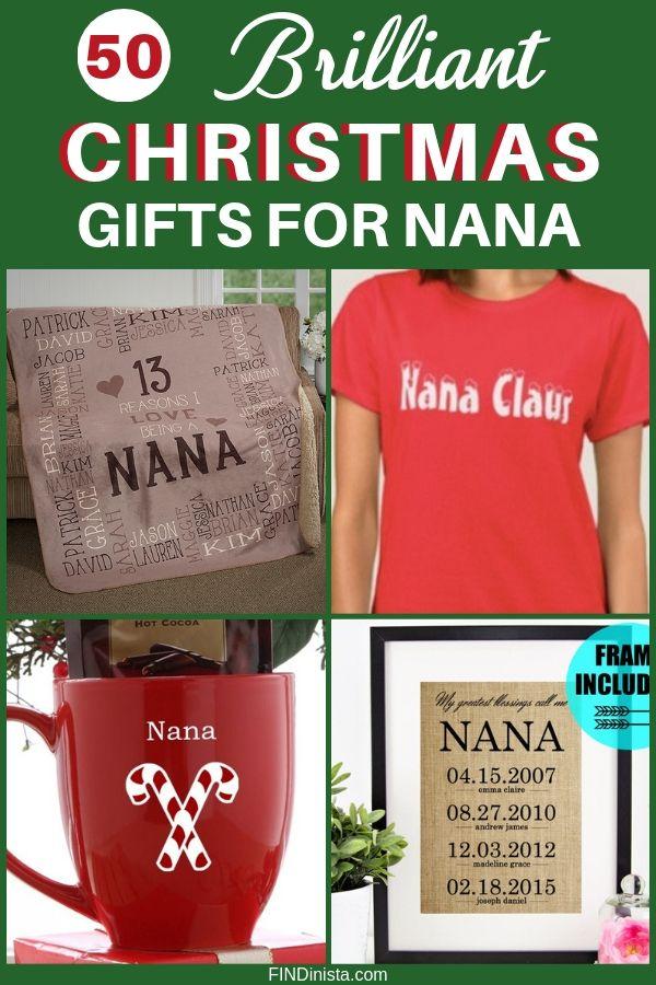 Geschenke für eine Nana – 50 Geschenke, die sie lieben wird!