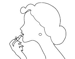 Resultado de imagem para desenhos de maquiagem