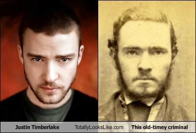 Time Traveling Celebrities  - Justin Timberlake