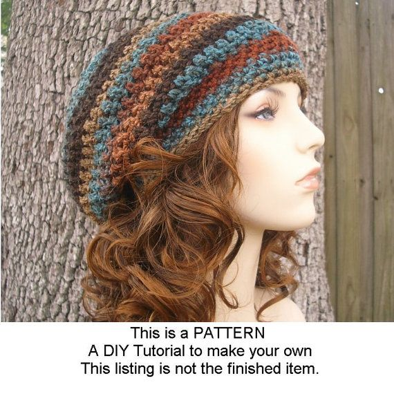 Hey, I found this really awesome Etsy listing at https://www.etsy.com/es/listing/80620370/instant-download-crochet-pattern-hat