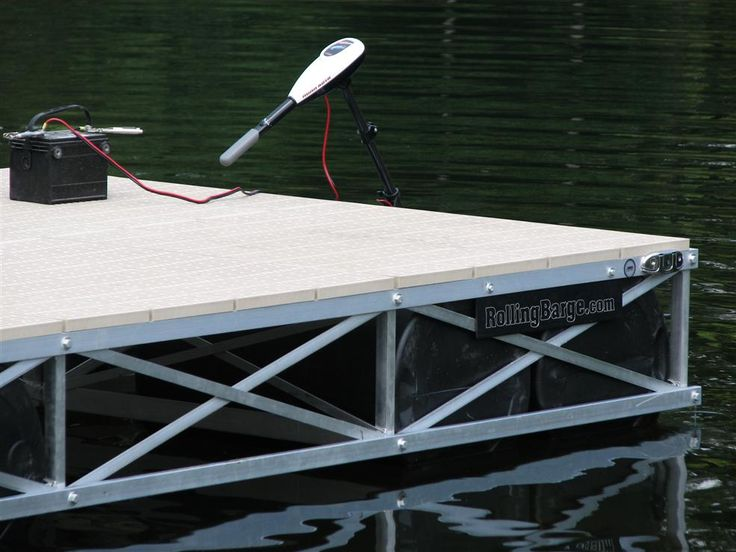 28x8-foot-Floating-Dock-and-Barge-17