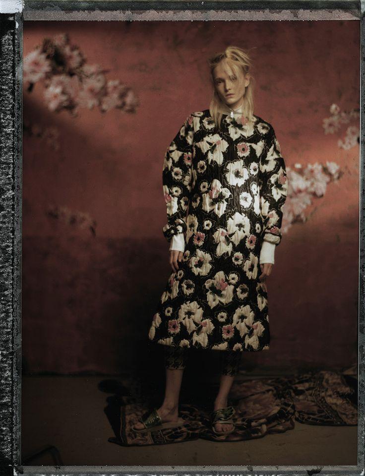 Polaroid Series with Maja Salamon