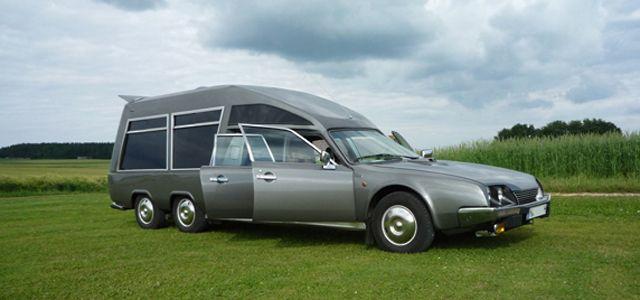 1979 Citroën CX Tissier