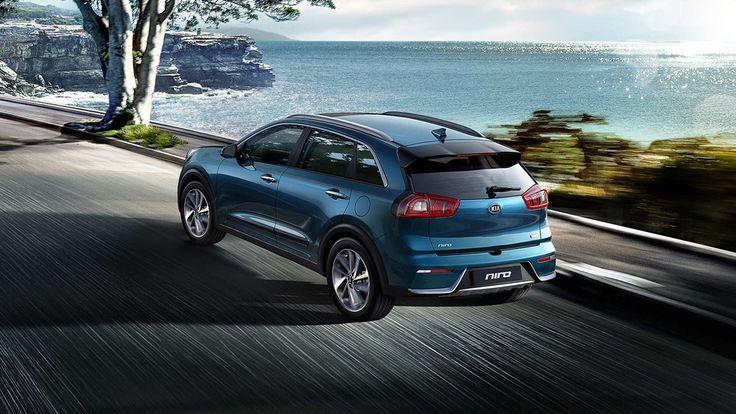 Odkryj nową Kia Niro - Kia Motors Polska