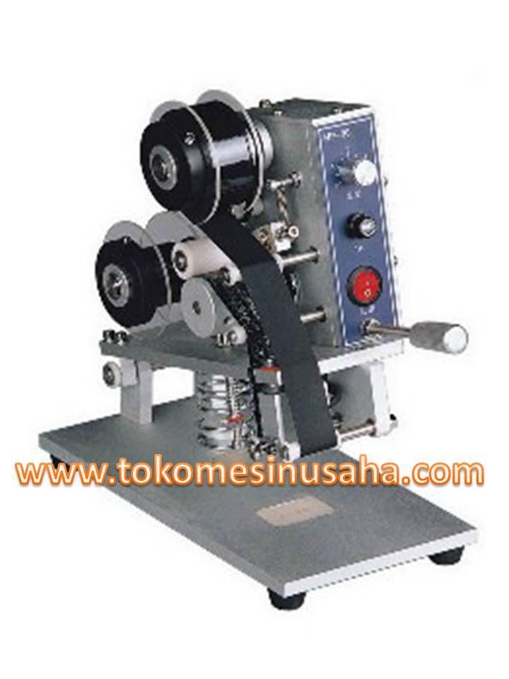 Mesin Hand Printer | Mesin Cetak Tanggal Kadaluarsa adalah mesin yang digunknan untuk mencetak kode produksi ataupun tanggal kadaluarsa pad kemasan produk anda. Spesifikasi :      Tipe            : HP – 351     Dimensi      : 22,5 x 20 x 15,5 cm     Power         : 40 W     Daya           : 220 V/ 50 Hz     Huruf/ No    : 3 baris, 45 nomor     Berat           : 2,5 kg