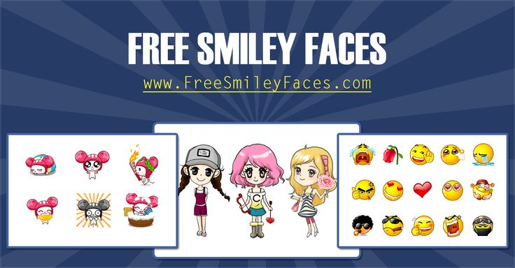 Express yourself better with hundreds of free smiley faces. Amaze your friends on Facebook or Email with our fun animated emoticons