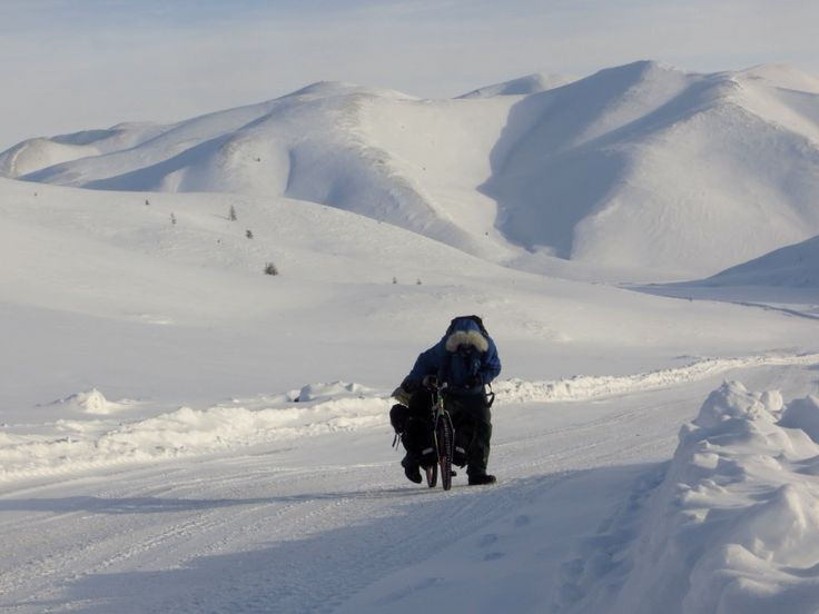 Rowerowa wyprawa na Syberię
