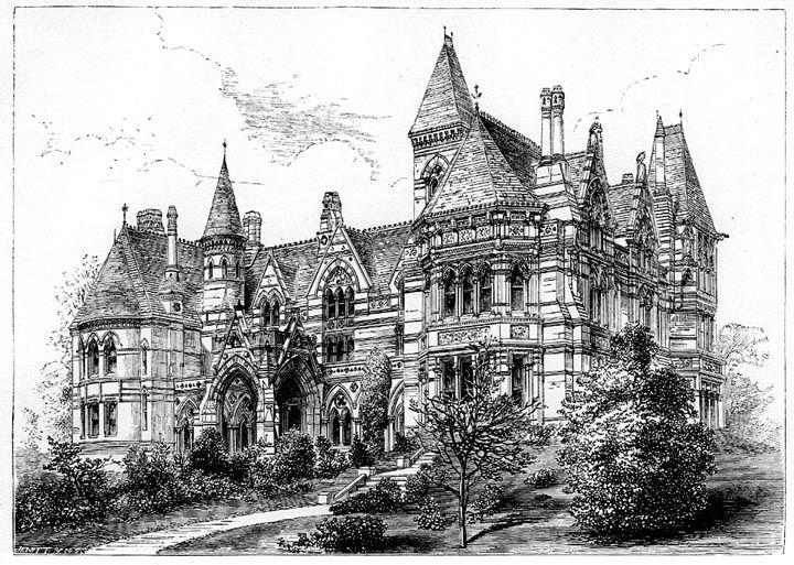 Ettington Park Hotel History