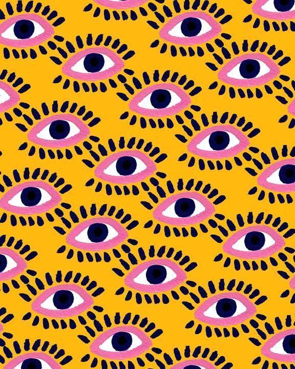 The Patternbase — bouffantsandbrokenhearts: Colorful Eyes IV.