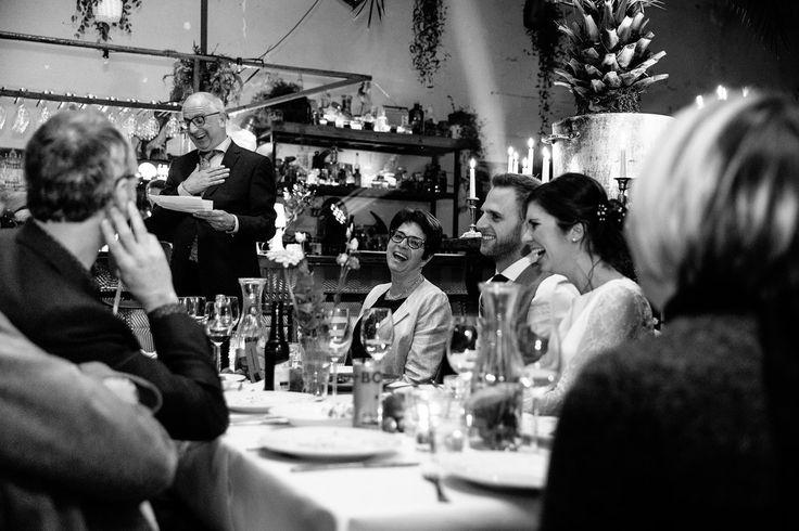 #Wedding / Samen tafelen / Speeches / 3gangenmenu / Industrial / Strijp-S / Bruiloft Vikoria&Ruud (10-12-2016) / www.ketelhuis.com / Photo by: De Kievit Bruiloften