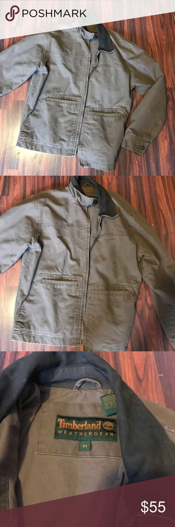 Timberland Coat Timberland Men's coat In good condition Size medium Timberland Jackets & Coats