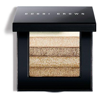 Shimmer Brick Compact - Beige