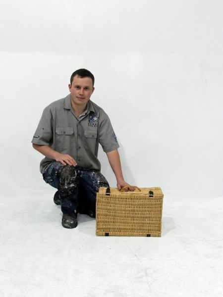 Wicker Picnic Basket | Wizard of Oz Party Theme | Wizard of Oz Party Theming Hire | Event Prop Hire