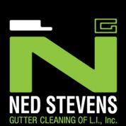Frequently Asked Questions (Ned Stevens Gutter Cleaning) = Which is the gutter and which is the leader? = The Gutter runs horizontally across your home at the lowest edge of the roof. The Leader (Downspout) starts under the Gutter and runs down the side of your home, vertically.