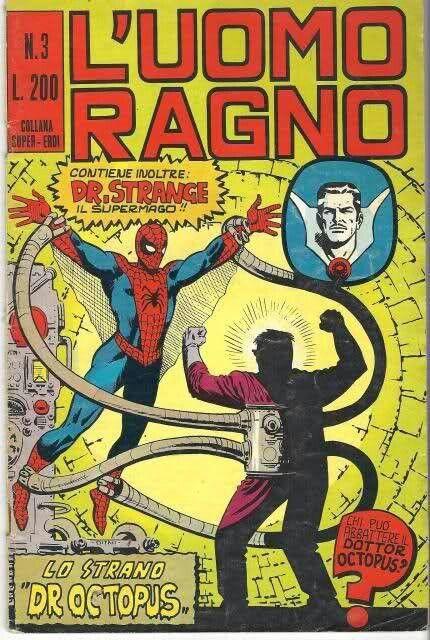 Fumetti dell'Uomo Ragno