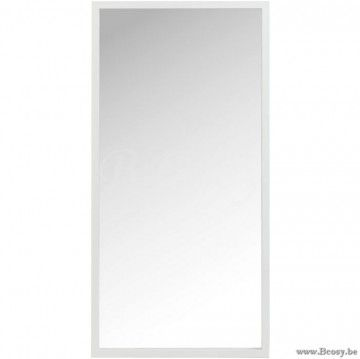 25 beste idee n over witte kaders op pinterest for Miroir 120x60