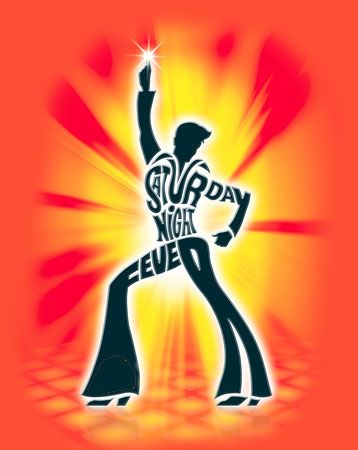 Saturday Night Fever - The Musical,  London,  Broadway