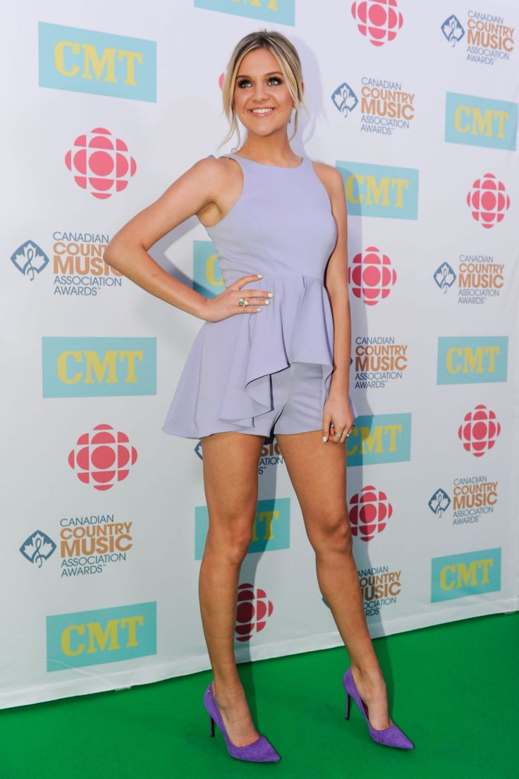 Kelsea Ballerini at the Canadian Country Music Association Awards, Ontario (12 September, 2016)