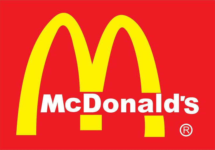 "The McDonald's logo was designed by Jim Schindler in 1962. The logo is recognized as the symbol of the expansion of multinational business. The logo is closely associated with the US, and is also taged as ""part of Americanization and American cultural imperialism"". The golden arches of the logo undoubtedly projects elegance, uniqueness and a concrete corporate image. In 1968, ""McDonald's"" was added to the McDonald's logo to enhance its look."