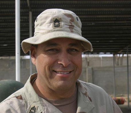Honoring our heroes: First Sergeant Carlos N. Saenz, 46, died from injuries sustained when an IED struck his vehicle during a patrol near Al Hillah, Iraq, on May 5, 2006. He was a Civil Affairs Specialist assigned to the 490th Civil Affairs Battalion - Texas. Two other USACAPOC(A) Soldiers were also killed in that blast. Another was critically wounded. All were supporting the 2nd Brigade Combat Team of the 4th Infantry Division.