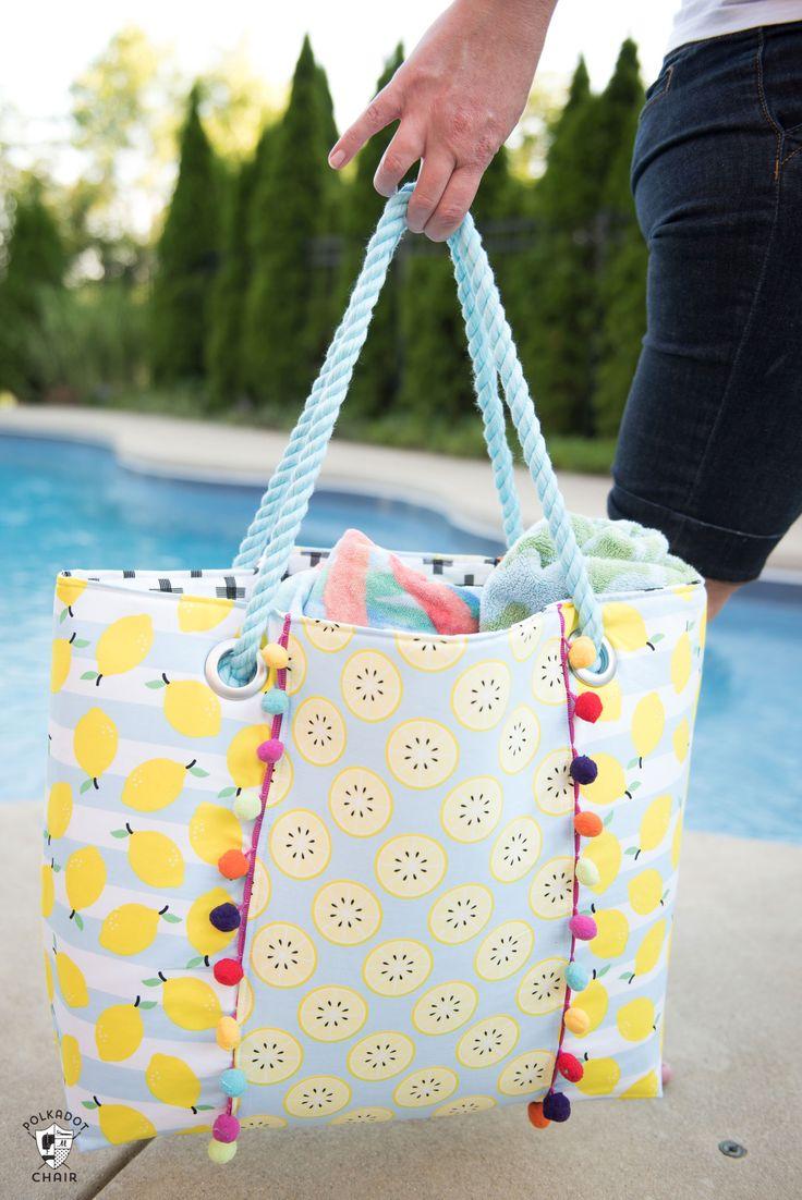 Best 25+ Oversized beach bags ideas on Pinterest | Beach bag ...