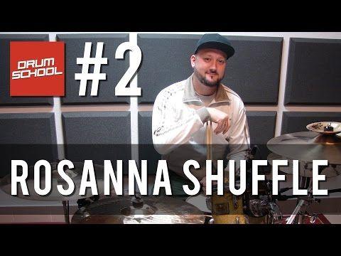 Drum School # 3 - Podstawowe rytmy perkusyjne - lekcje gry na perkusji - (eng sub) - drum lessons - YouTube