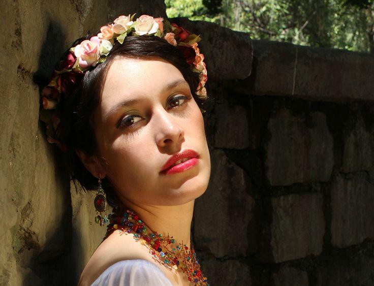 Maquillaje Editorial, yo! Fotografía. Marcia Cifuentes
