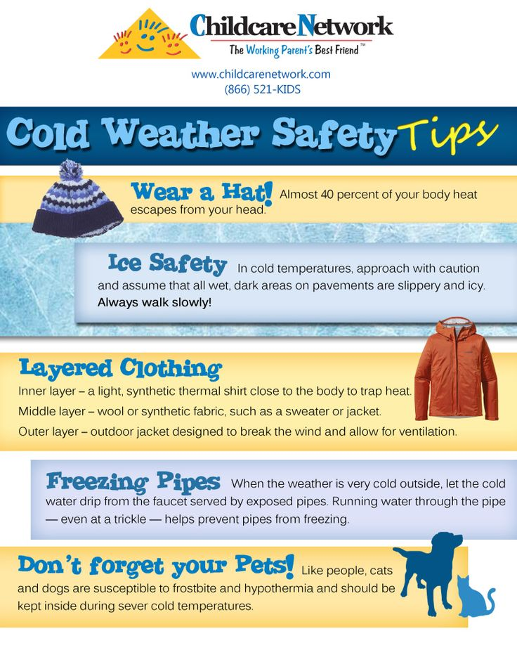 Cold weather safety tips stay warm coldweather safety